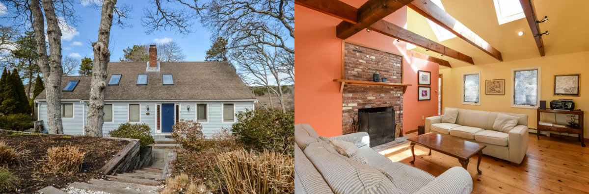 Images of 70 Hardings Beach Road in Chatham Cape Cod MA