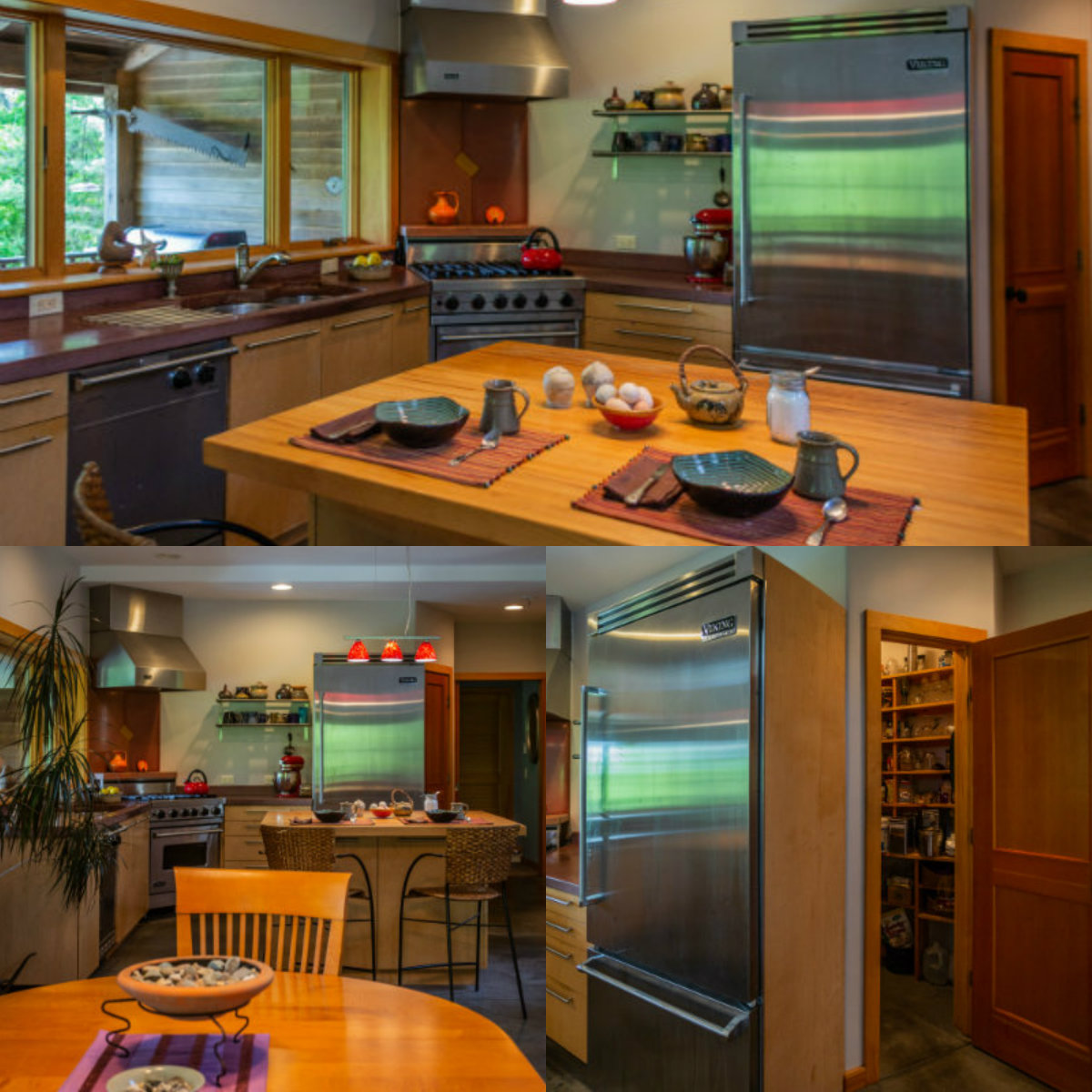Images of kitchen at 972 Stony Brook Road in Brewster Cape Cod MA