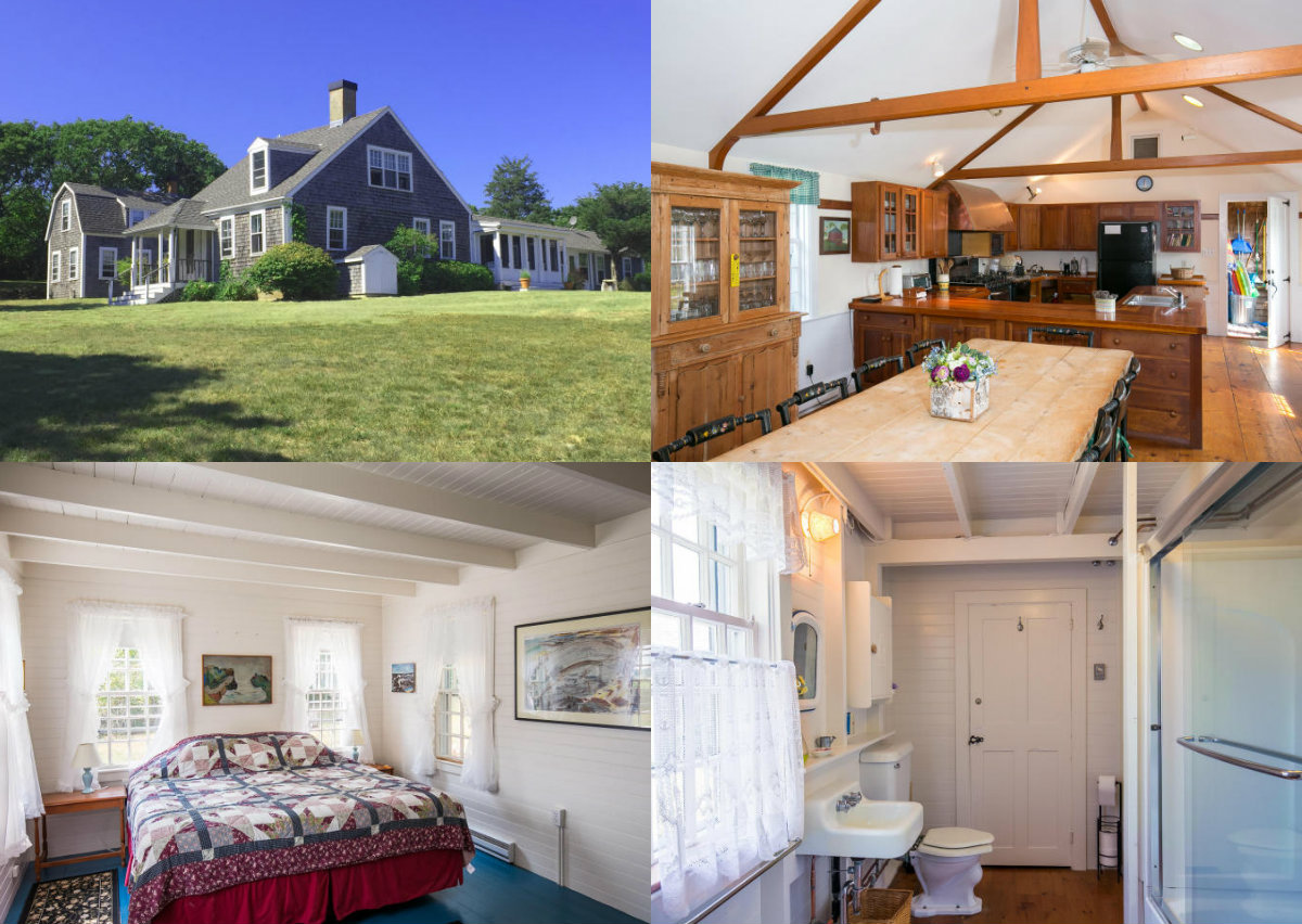 Images of 15 Maqua Way in Edgartown on Cape Cod MA