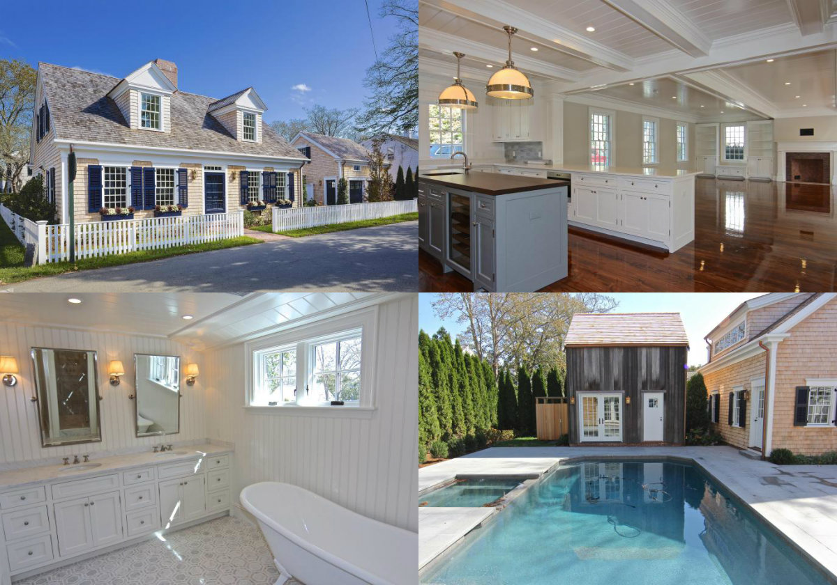 Images of 37 Cooke Street in Edgartown on Cape Cod MA