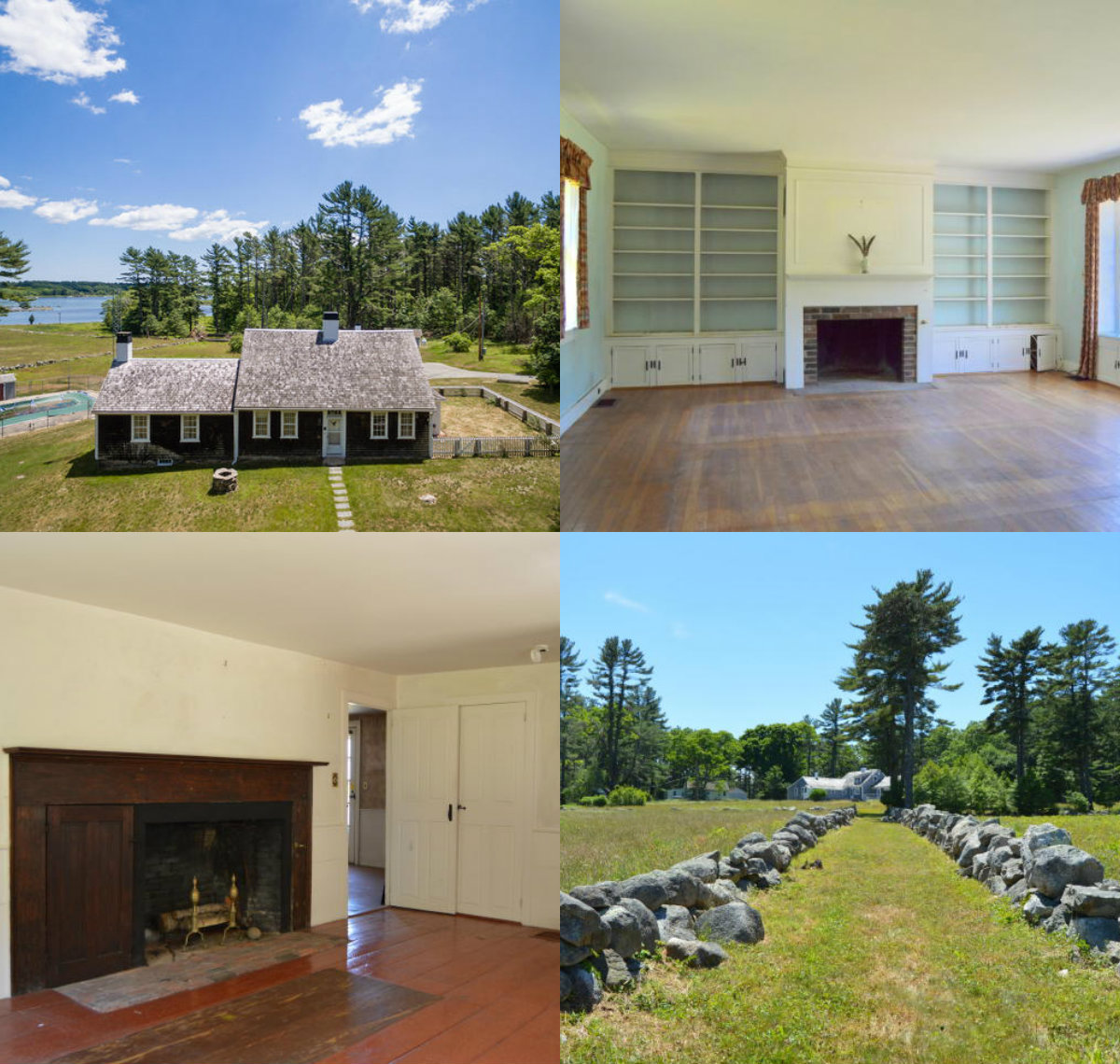 Images of 618 A Delano Road in Marion on Cape Cod MA