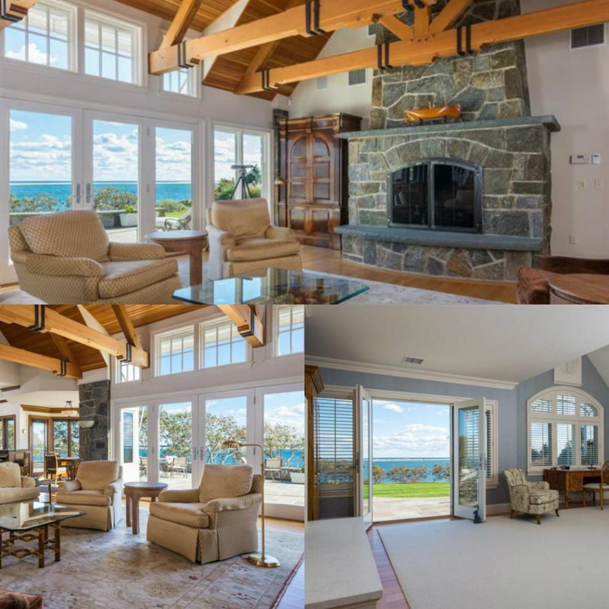 Images of rooms with windows in 75 Tilipi Run in Chatham on Cape Cod MA