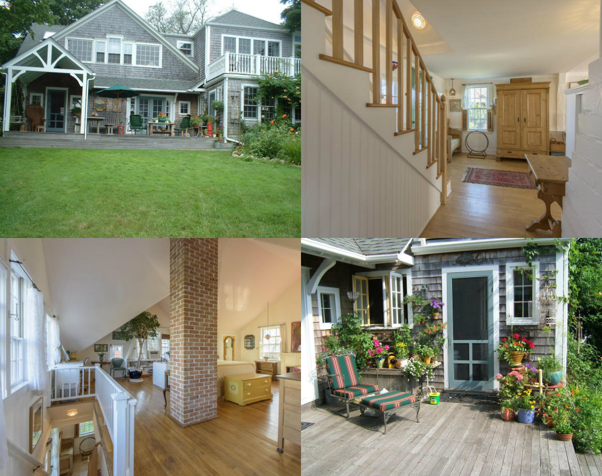 Images of 83 Main Street in Vineyard Haven on Cape Cod MA