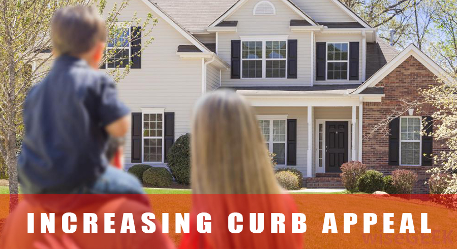 Increasing Your Home's Curb Appeal