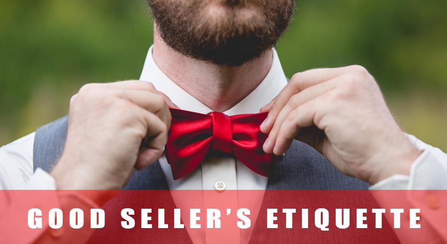Good Seller's Etiquette