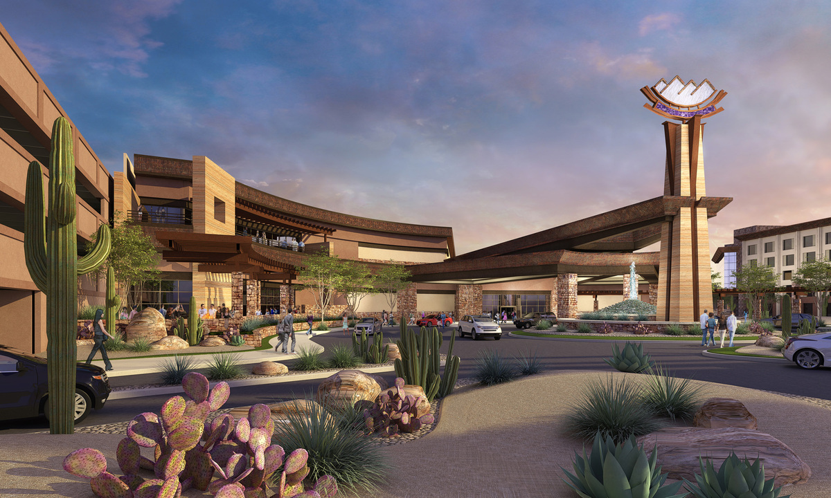 Ft. mcdowell casino arizona who owns boomtown casino inharvey louisiana