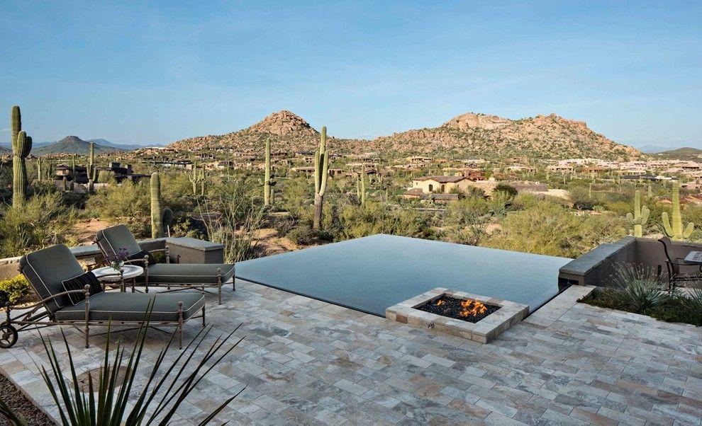 10 Incredible Infinity Pool Designs