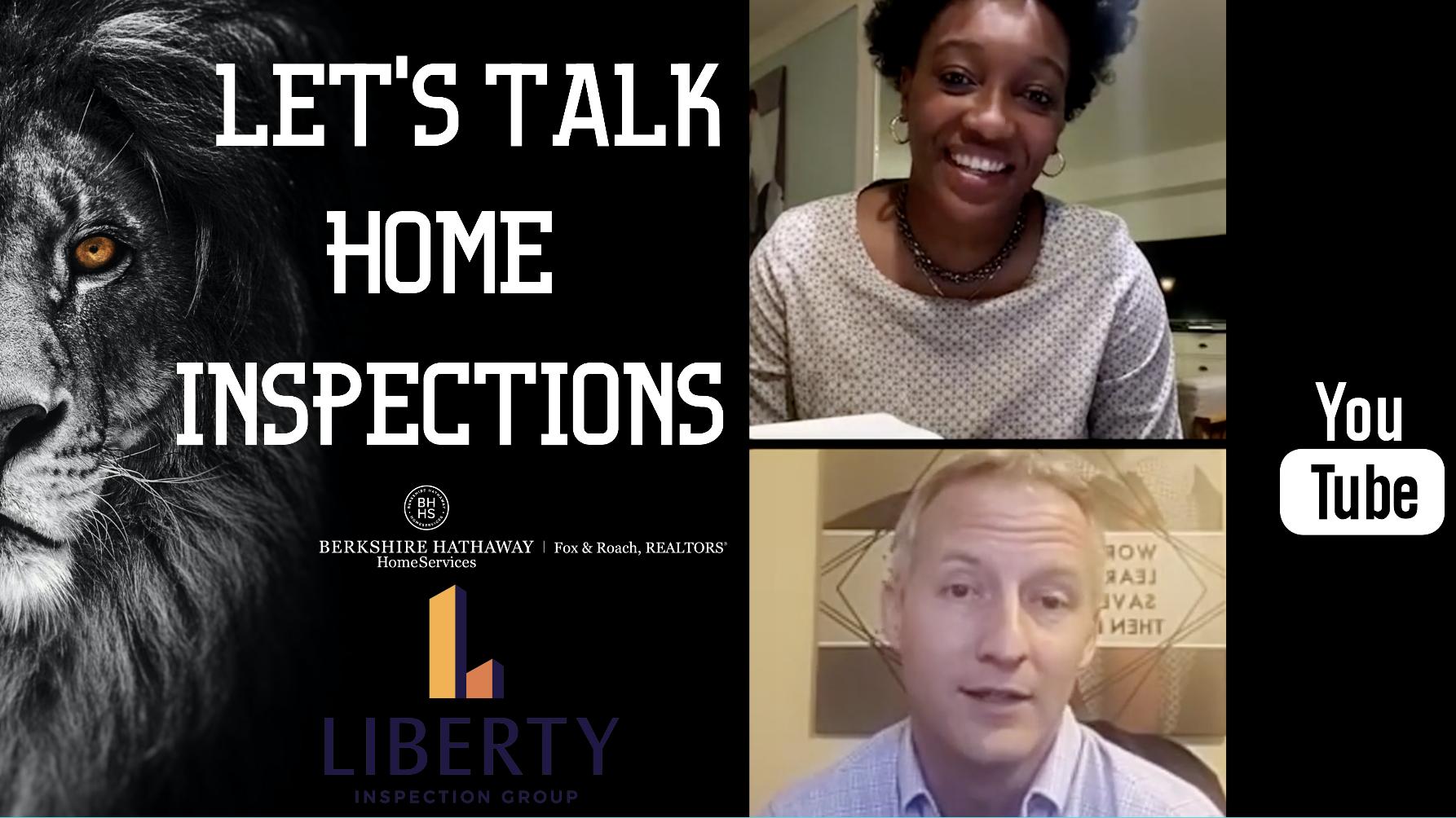 Let's Talk Home Inspections-Philadelphia Market