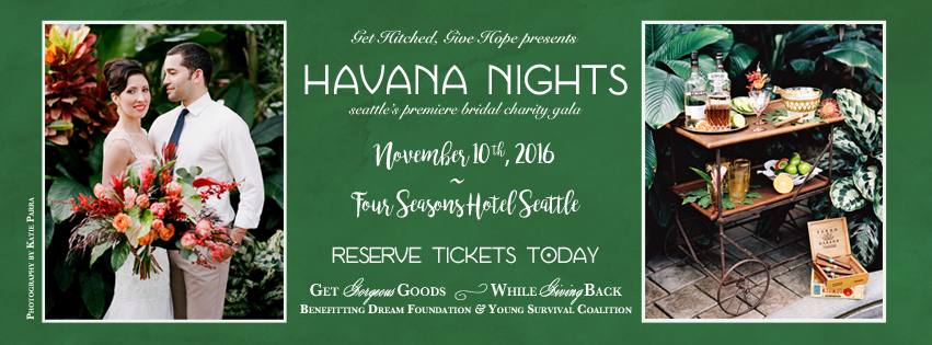 Get Hitched Give Hope Gala Details