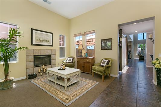 San Marcos Home Living Room