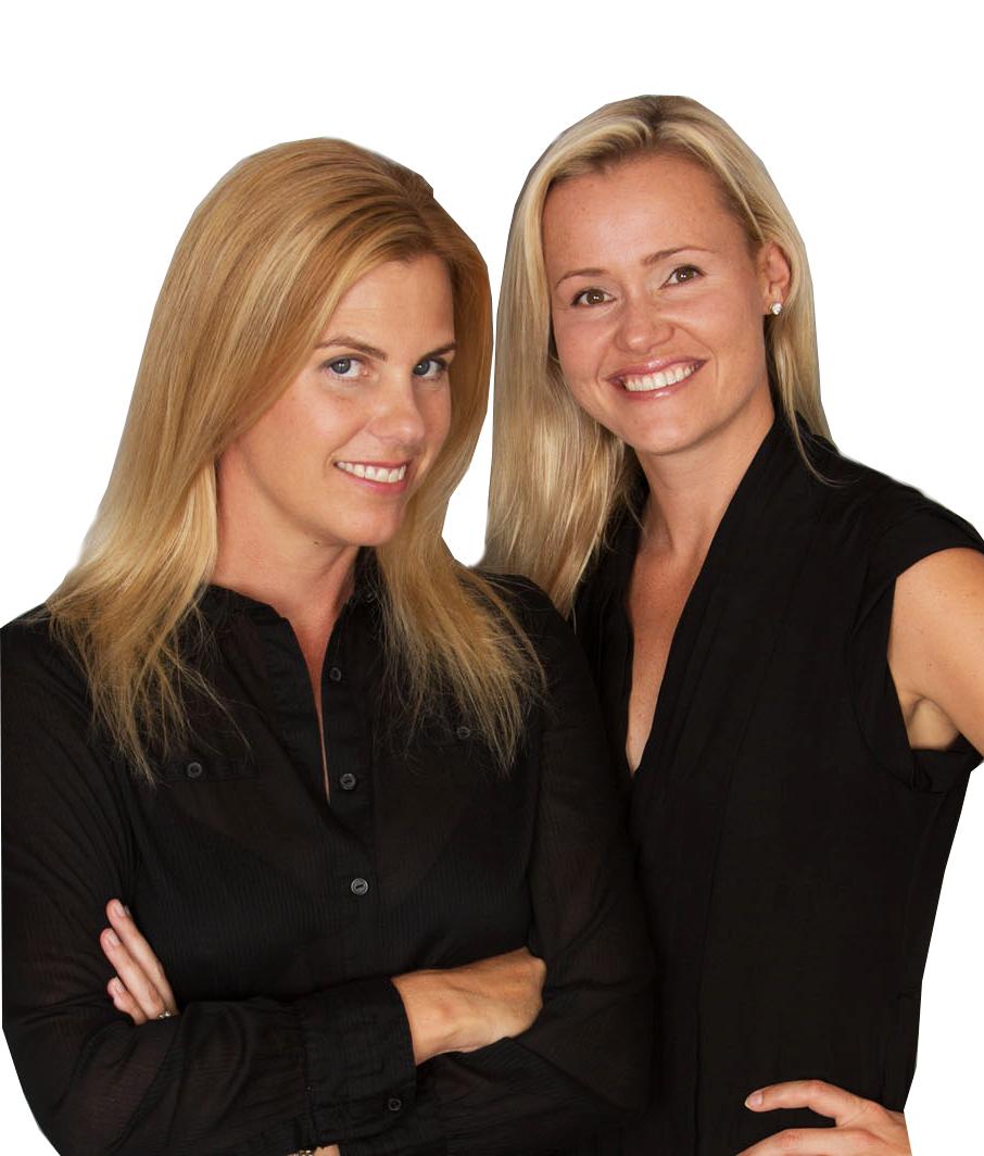 Monica Perkal & Katherine Berlyn