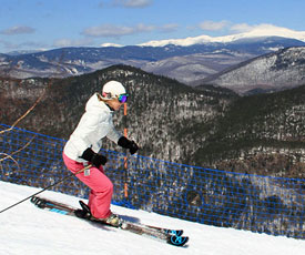 Attitash Skier NH