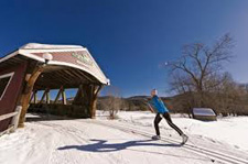 Nordic Skiing in NH and ME
