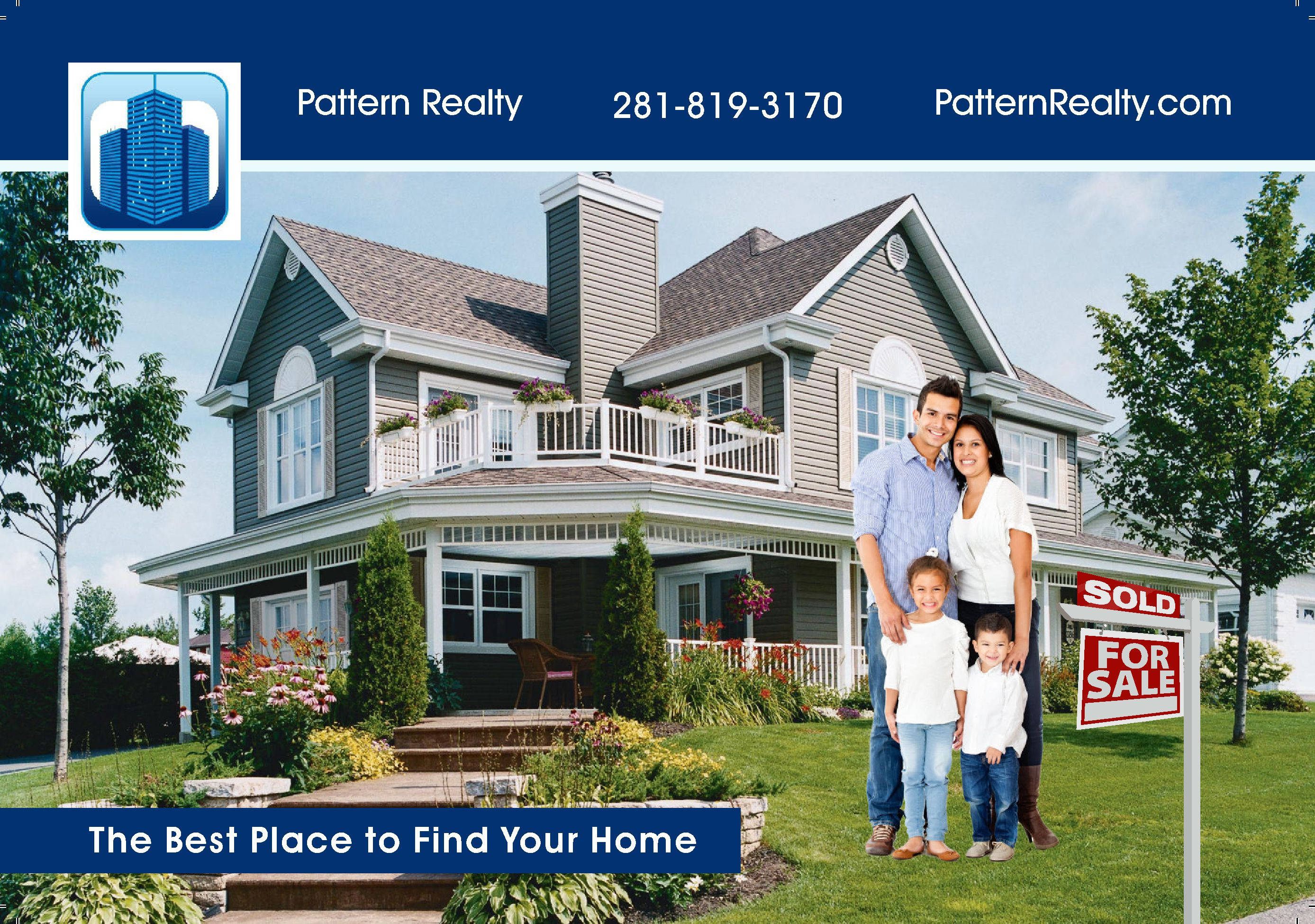 Signup Pattern Realty