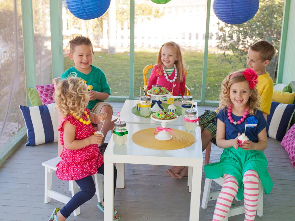 Host a kids easter egg decorating and hunt party negle Choice Image
