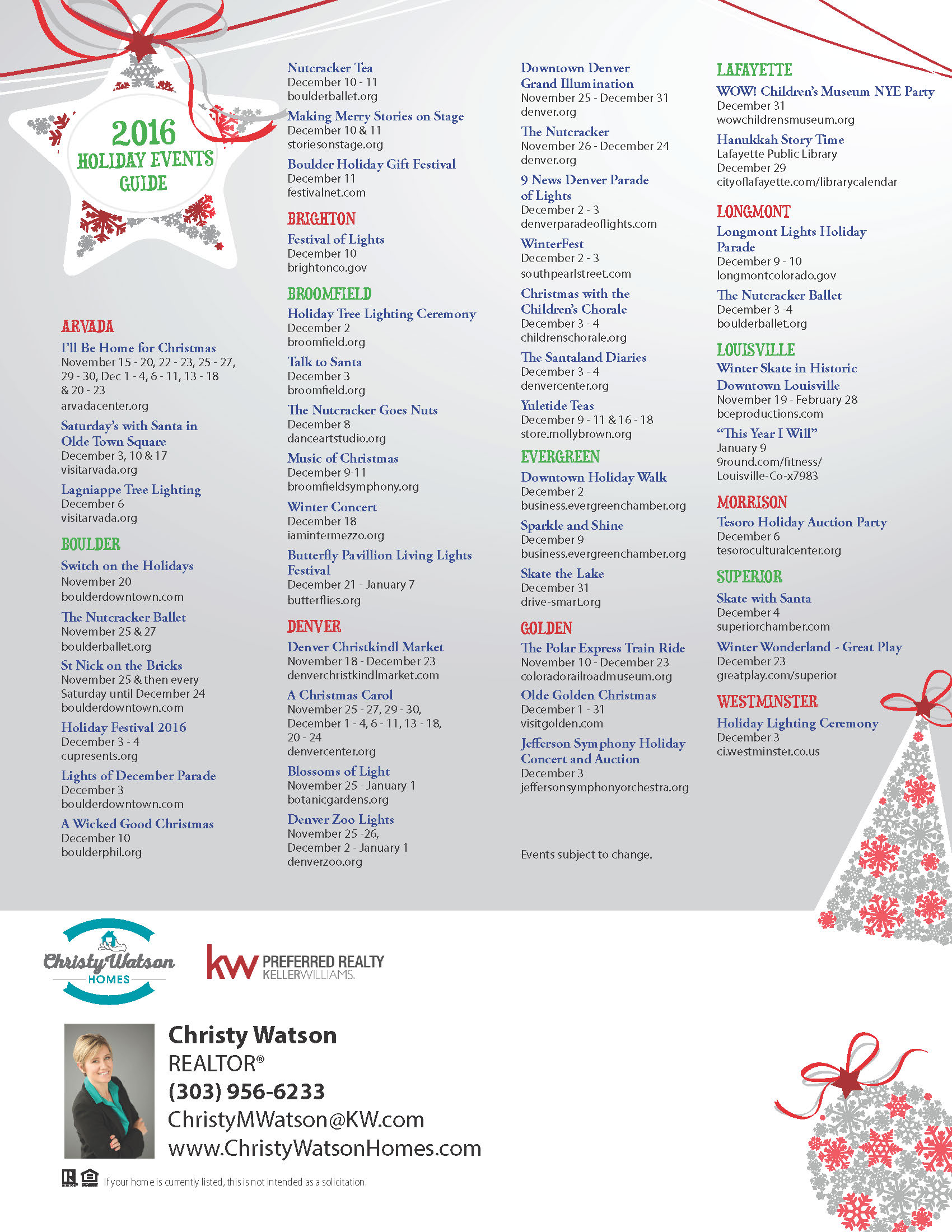 2016 Boulder County Holiday Event Guide