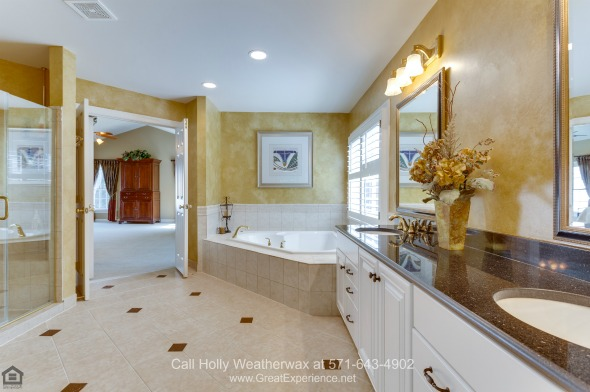 High End Homes for Sale in Vienna VA - Live in elegance and style in this high-end home for sale in Vienna VA.