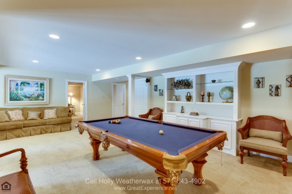 Vienna VA Real Estate Properties for Sale - This Vienna VA home for sale is built for entertaining and comfortable family living.
