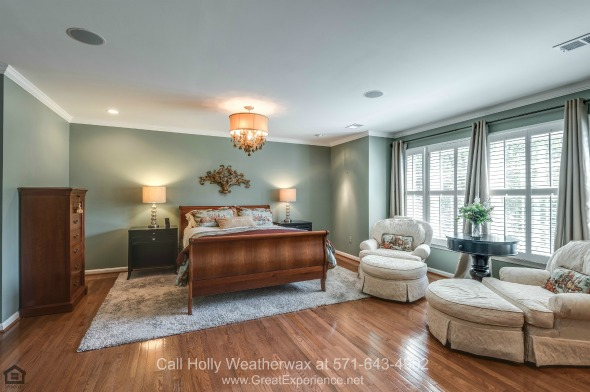 Real Estate Properties for Sale in Reston VA - This magnificent Reston VA home delivers luxury, privacy, retreat and the best of views.