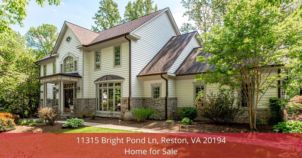 11315 Bright Pond Ln, Reston, VA 20194 | Home for Sale