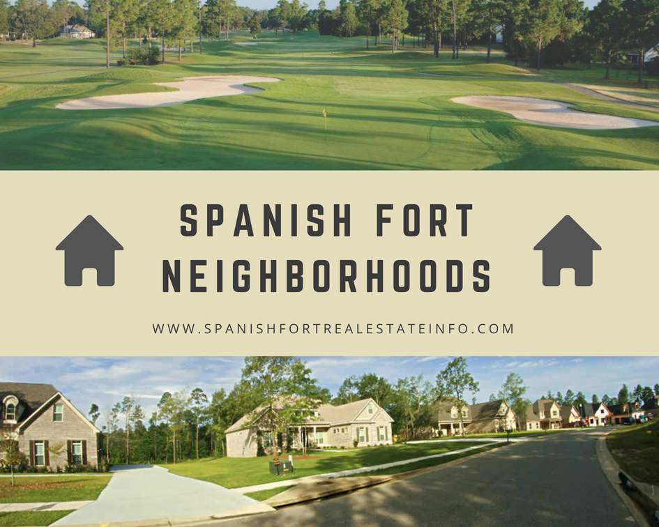 Spanish Fort Neighborhoods