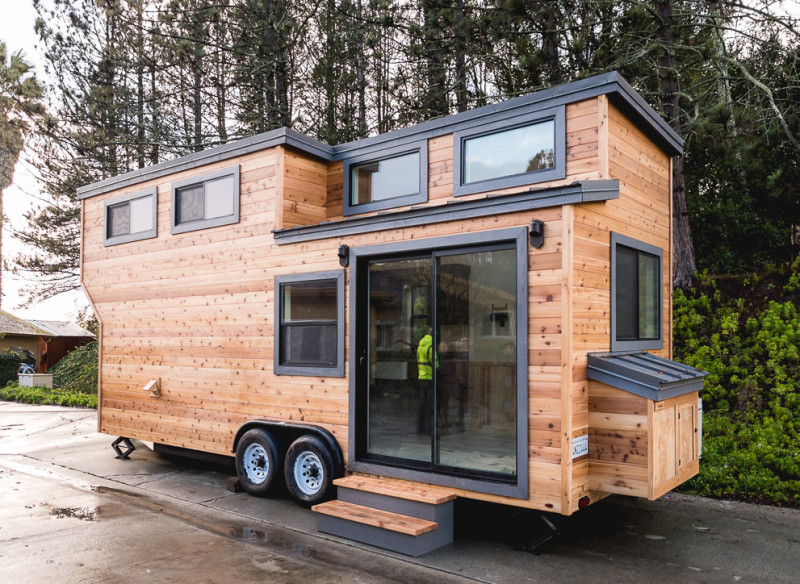 Awe Inspiring Is The Tiny Home Craze Coming To El Dorado County Ca Largest Home Design Picture Inspirations Pitcheantrous