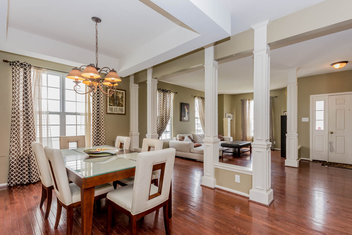 Has been meticulously maintained and renovated since current sellers  purchased the home  Beautiful open concept layout with tall ceilings   gourmet kitchen  122 Nathan Hale Dr  Deptford NJ 08096. Nathan Hale Dining Room Furniture. Home Design Ideas