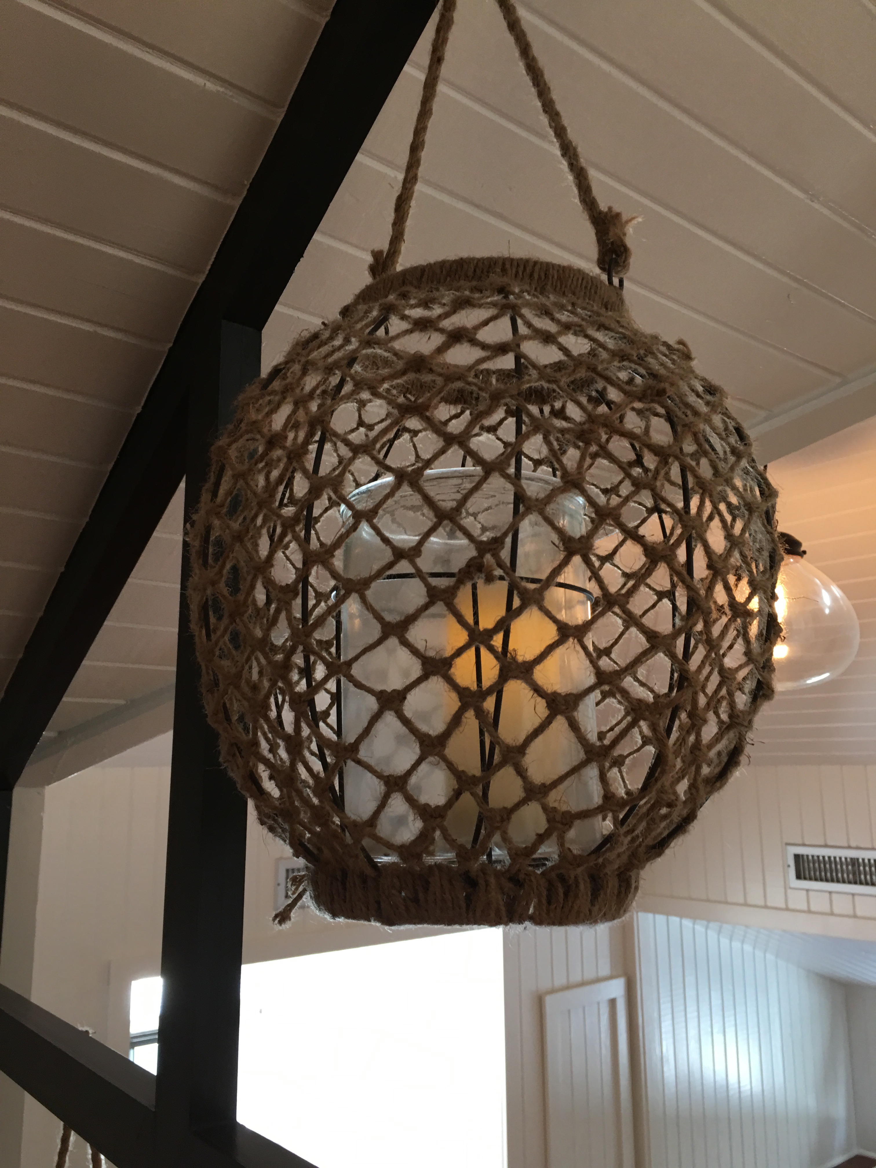 Obsessed with light fixtures