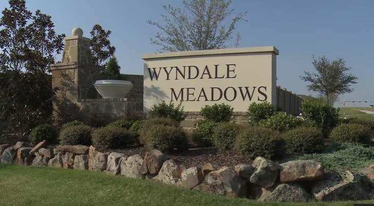 Wyndale Meadows in Lewisville