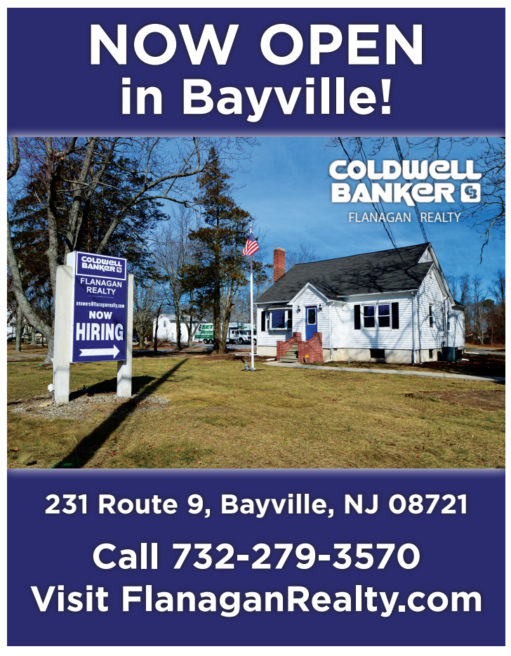 Coldwell Banker Flanagan Realty Now Open in Bayville, NJ
