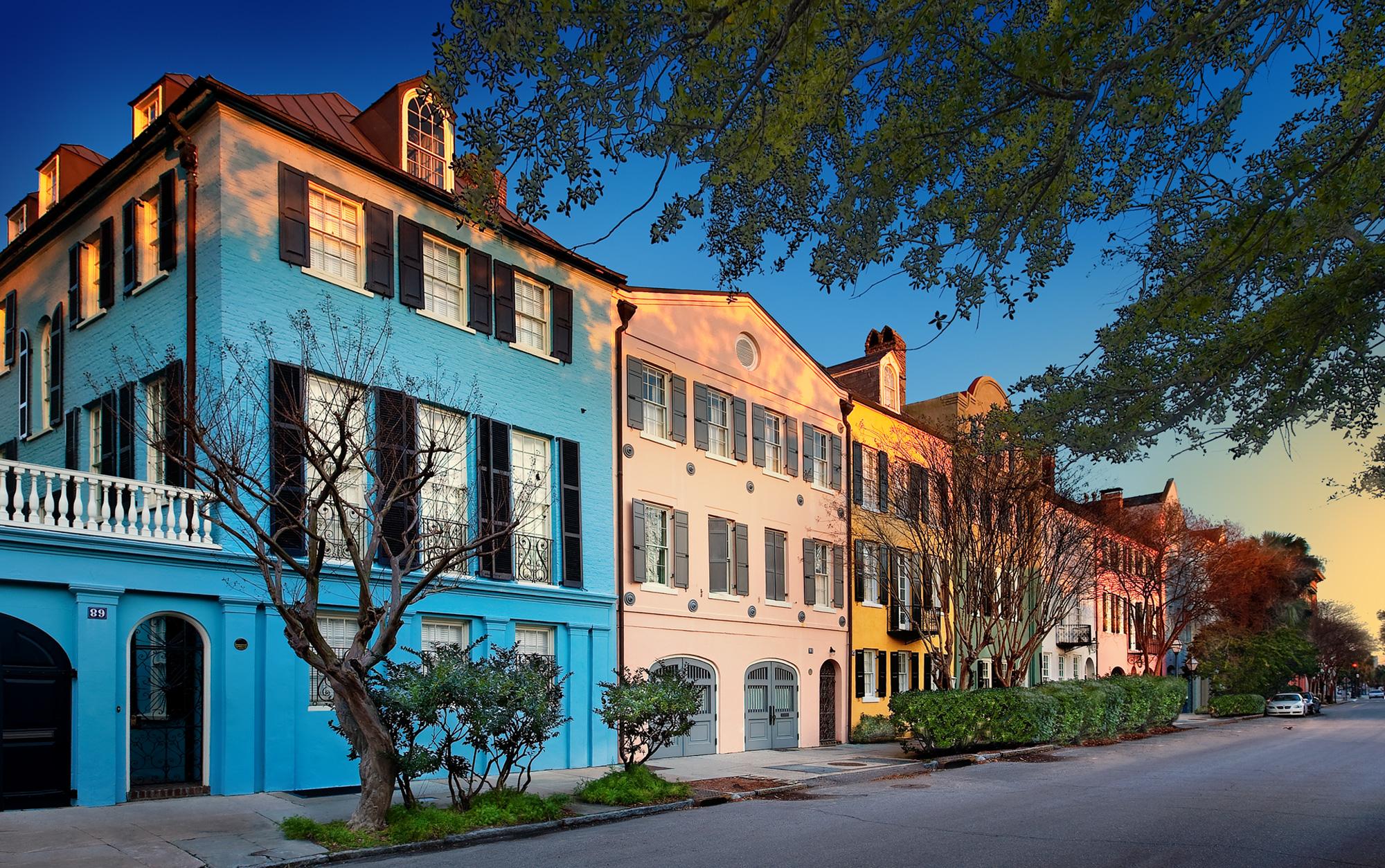 Charleston South Carolina Market Restaurants