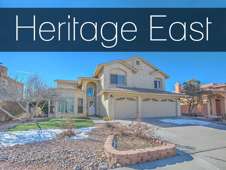 Heritage East Form
