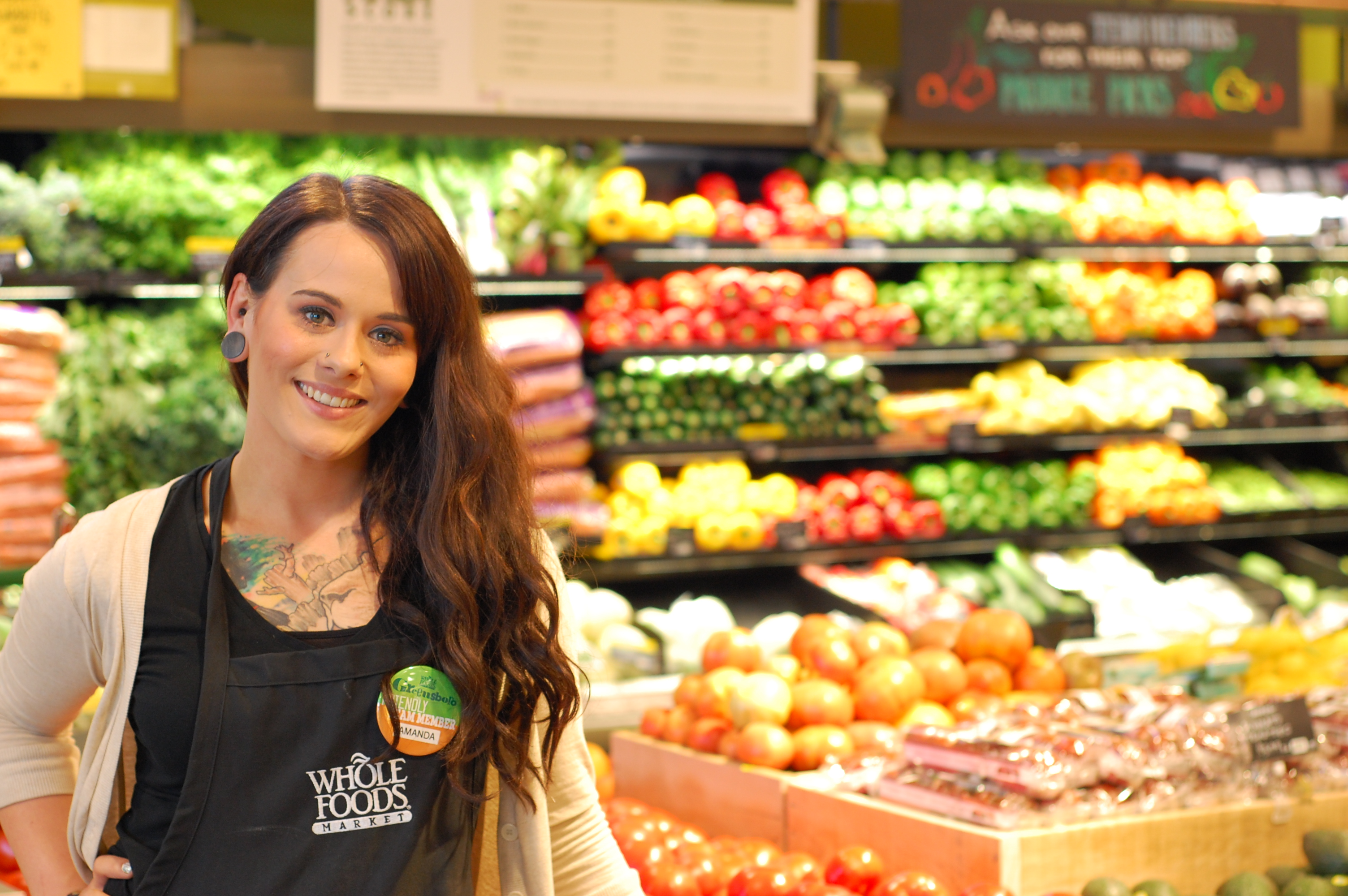 Whole Foods Team Member Services