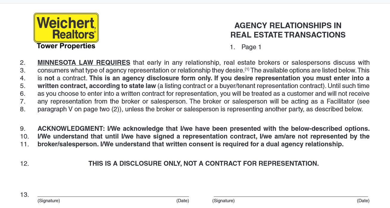Agency Document