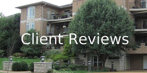 Past Client Reviews