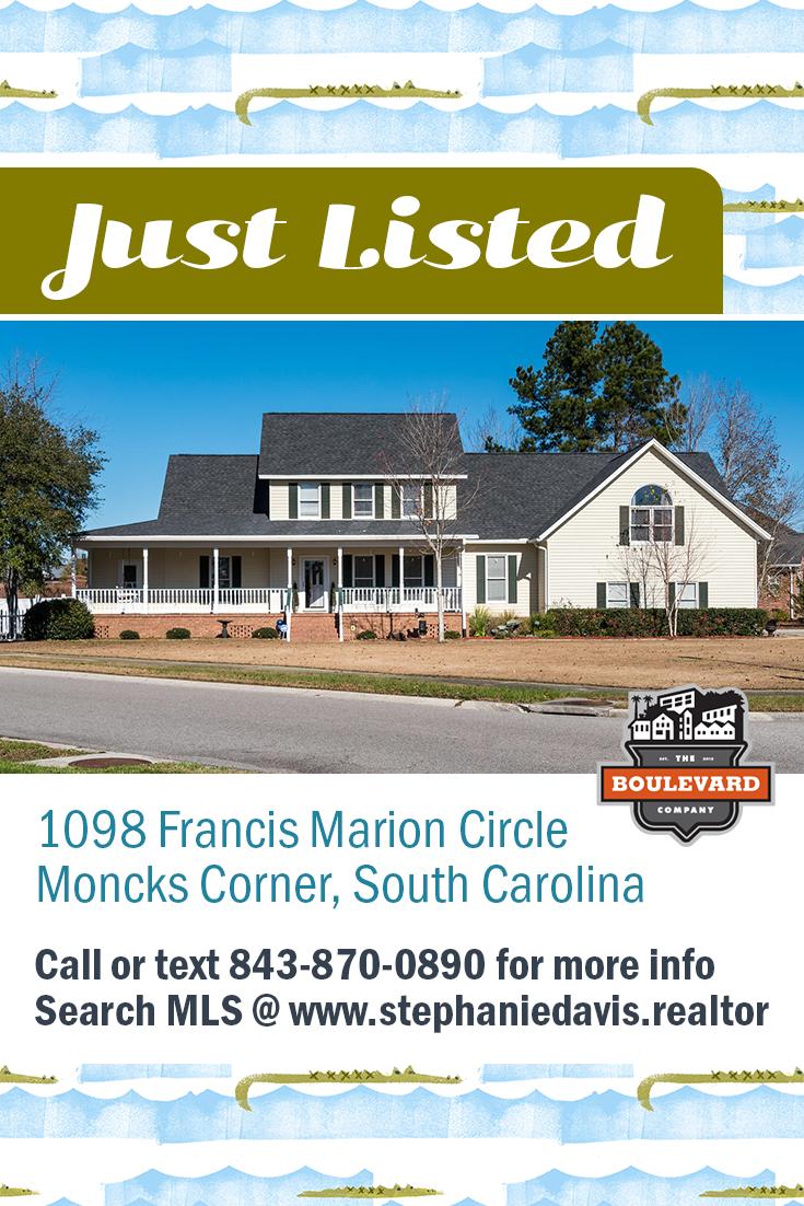 1098 Francis Marion Circle