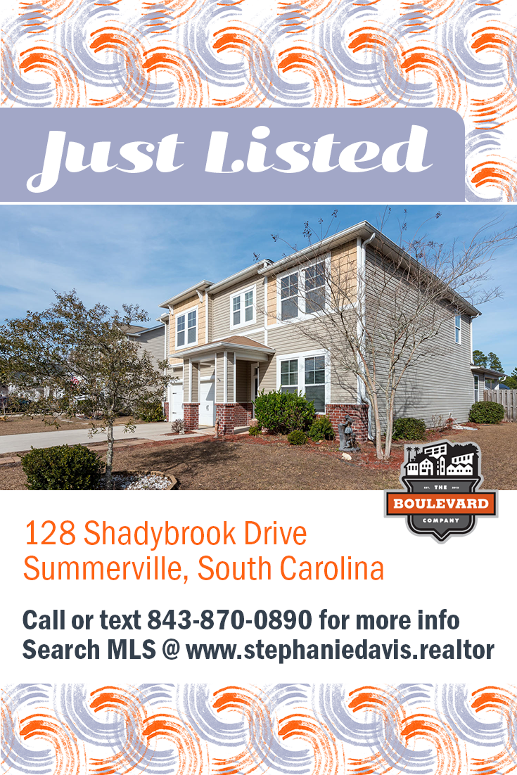Just Listed: 128 Shadybrook Drive