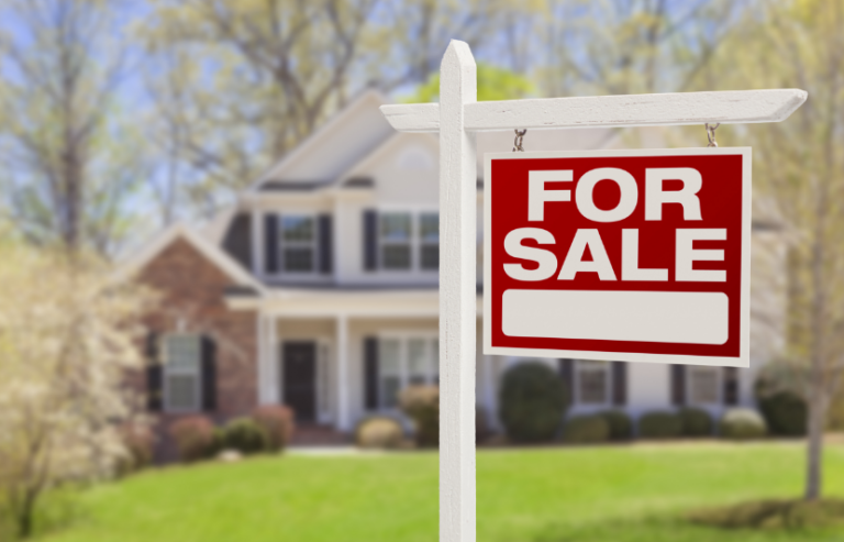 Los Angeles – Home prices hit an all-time high