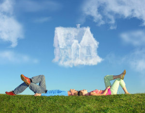 Dreaming of buying a home