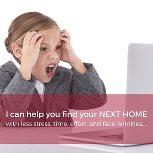 Frustrated - Find your next home