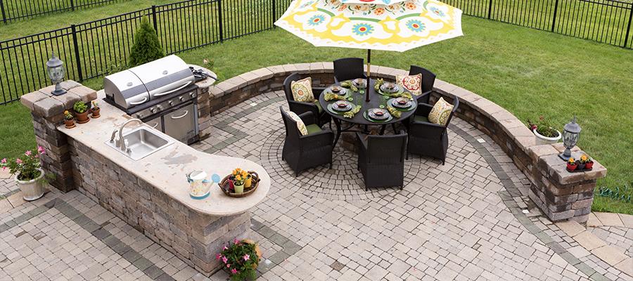 patio living spaces