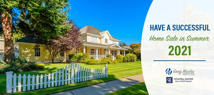 Successful home sale in 2021