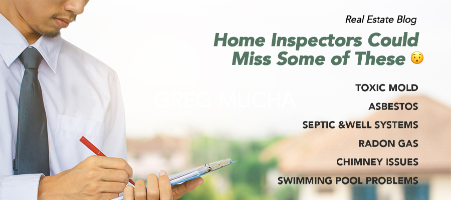 mistakes by home inspectors