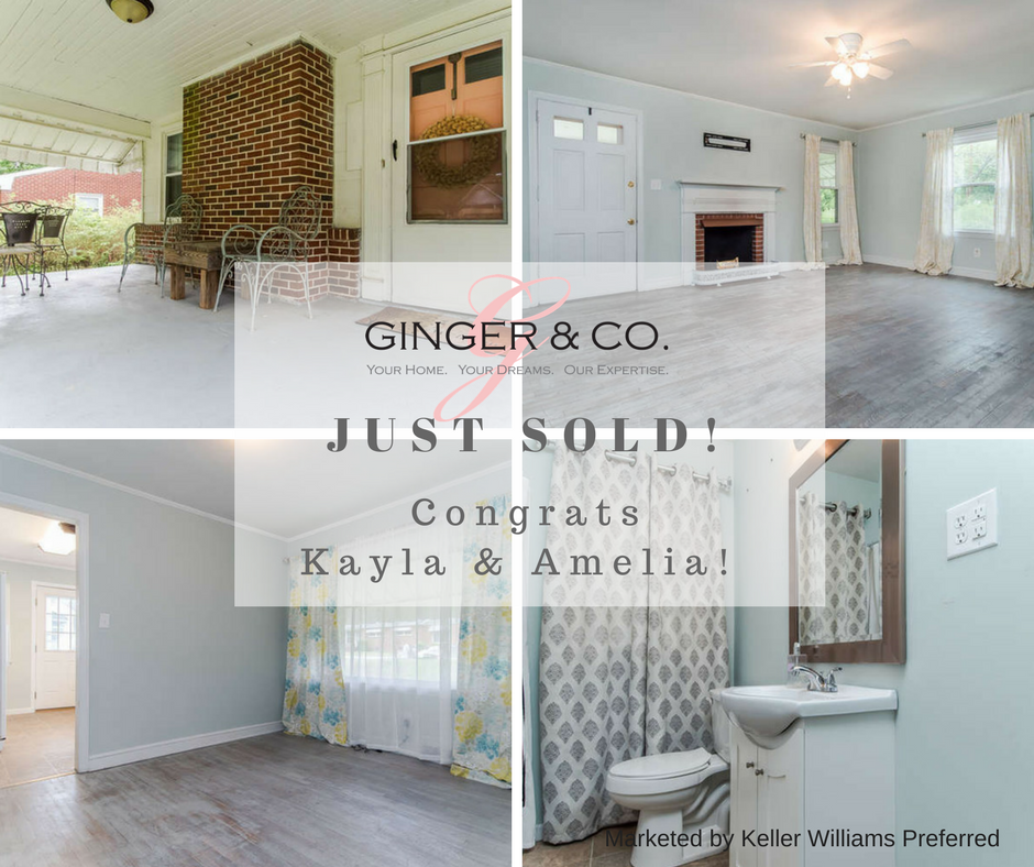 Just Sold Congrats Kayla Amelia Ginger Co