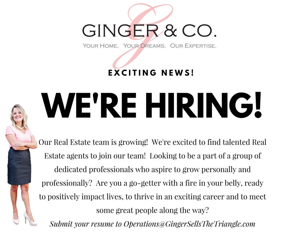 Exciting News! Ginger & Co  is Growing! - Ginger & Co