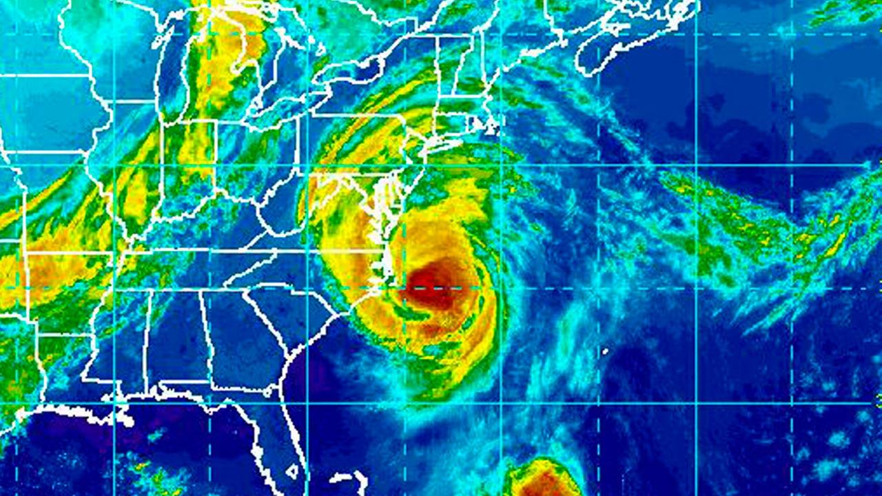 Hurricane Season in NC