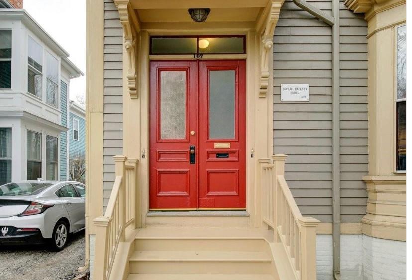 House Crush of the Week: 107 John Street, Providence