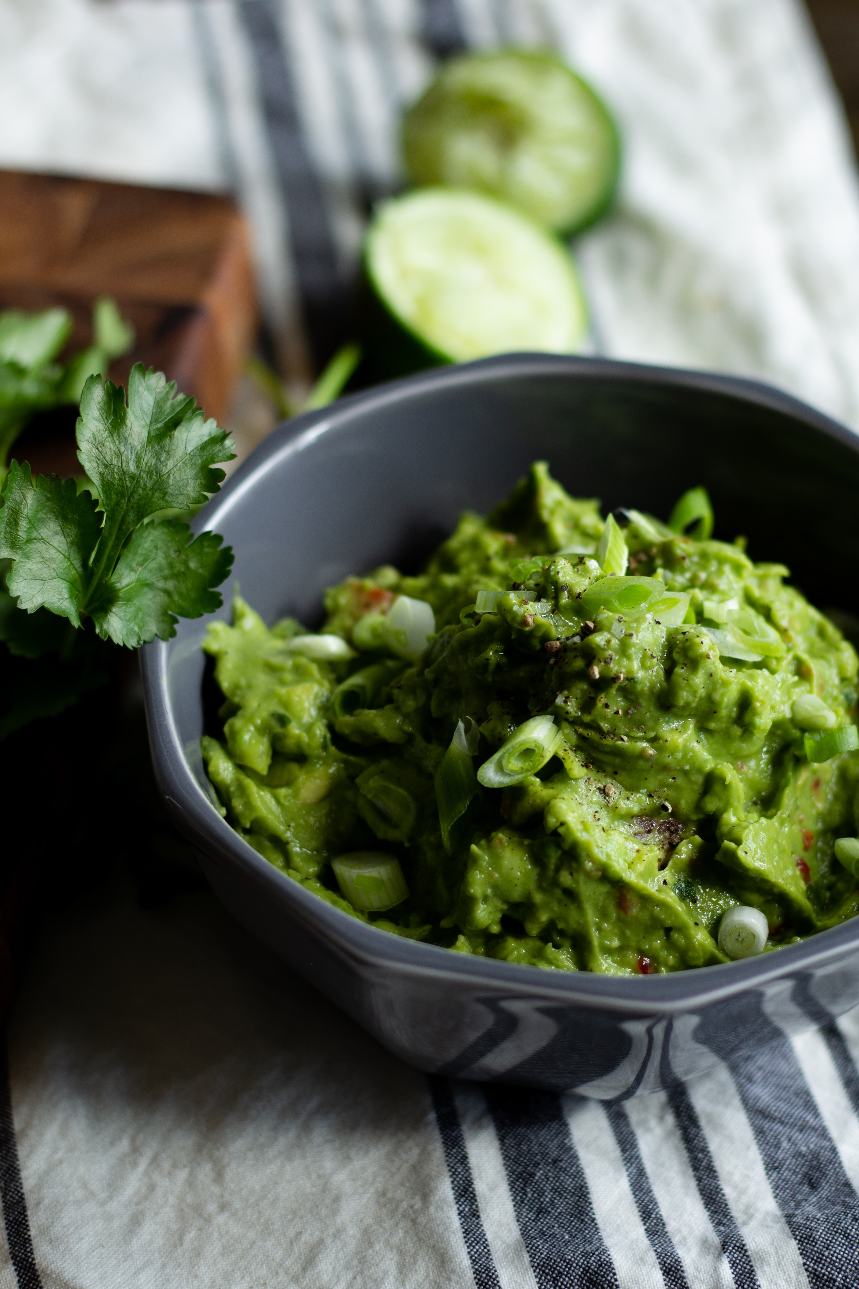 Your New Favorite Guacamole with a Local Touch