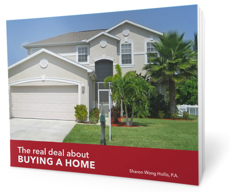 Free ebook - Get the real deal about buying a home
