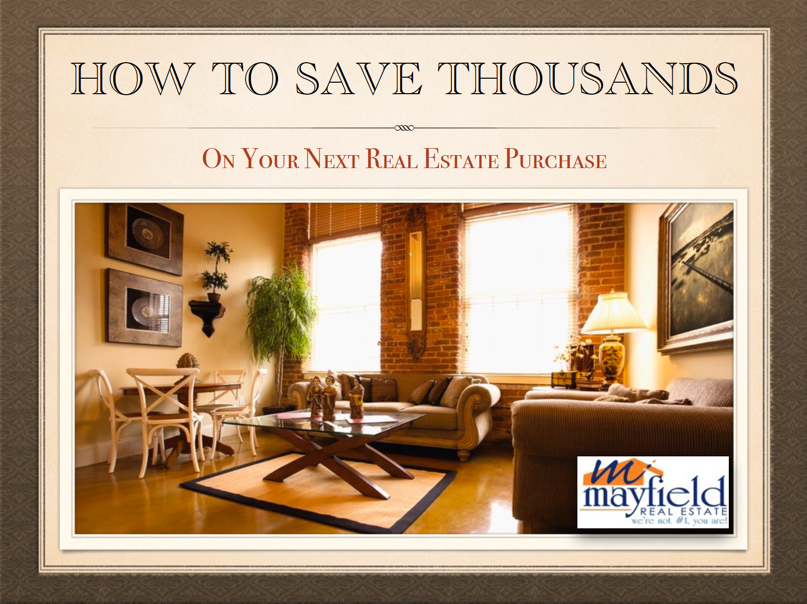 How to Save Thousands on Your Next Home Purchase